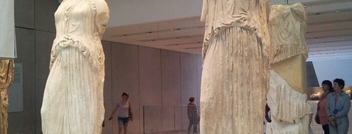 Acropolis Museum is one of [To-do] Athens.