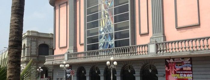 Teatro Reforma is one of Posti che sono piaciuti a Pippo.