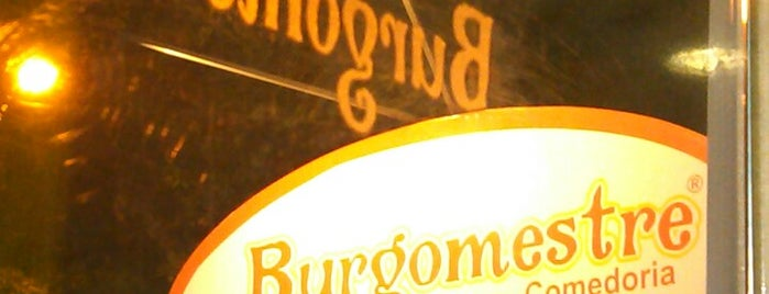 Burgomestre is one of Hamburguerias - Recife/PE.