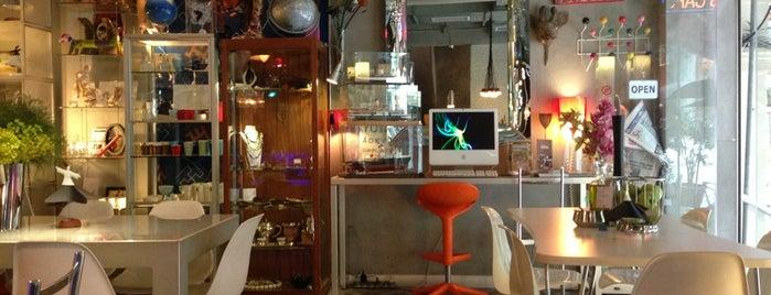 Fes Cafe is one of İstanbul'da kahve molası...