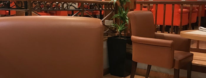 Seasons Restaurant is one of Qatar.