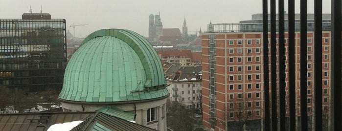 Planetarium im Deutschen Museum is one of Museums.