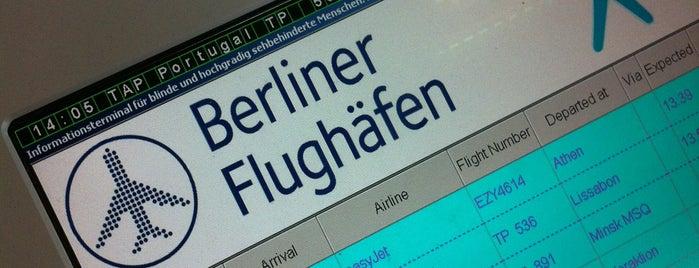 Berlin-Schönefeld Airport (SXF) is one of Trips / Berlin, Germany.