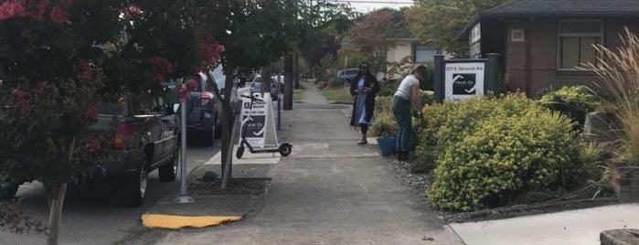 North Portland Wellness Center is one of Portlandia Pilgrimage.