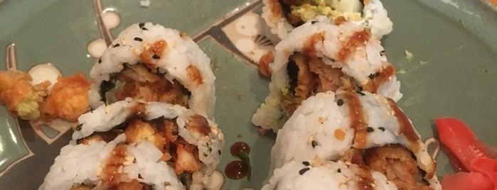 Hashi Sushi is one of Posti salvati di Dan.