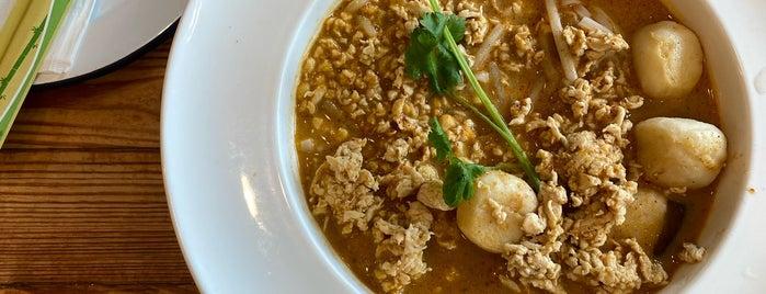 Thai Farm Kitchen is one of Orte, die Nate gefallen.