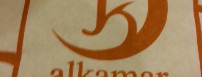 Alkamar is one of Restaurantes & Centro.