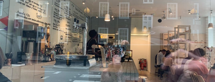 Catalyst Cafe is one of 111 Coffee Shops in London.