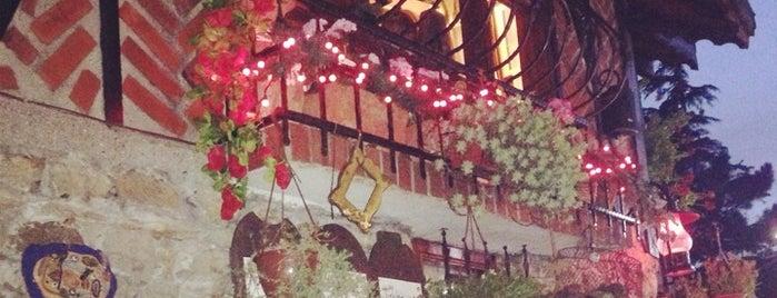 Adriano Antique Cafe is one of Posti che sono piaciuti a Güldal.