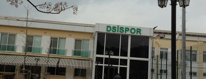 DSİ Spor Salonu is one of Lieux qui ont plu à İrmgmz.