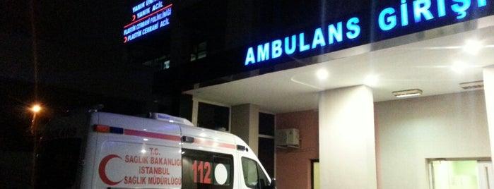 Bağcılar Eğitim ve Araştırma Hastanesi is one of สถานที่ที่ Özge ถูกใจ.