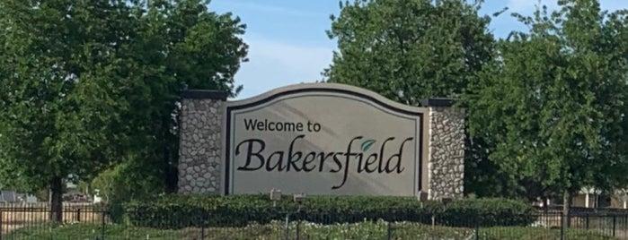 City of Bakersfield is one of Posti salvati di Valerie.