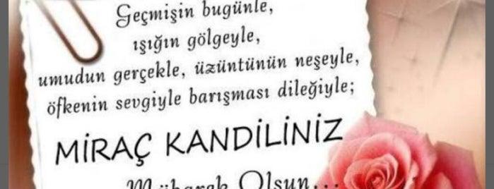 Tarihi Sümbül Efendi Simit Fırını is one of Keşfet.