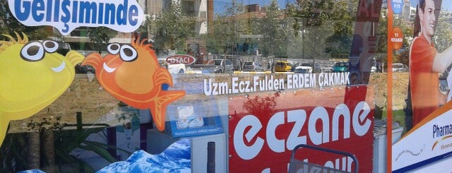 Fuldenur Eczanesi is one of Pendik Eczaneleri.