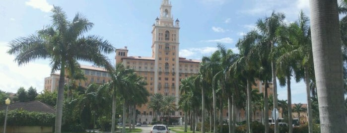 Miami Biltmore Hotel is one of Miami: history, culture, and outdoors.