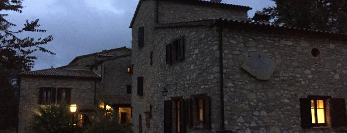 La Cerqua Agriturismo is one of Italy | Good Eating & Living.