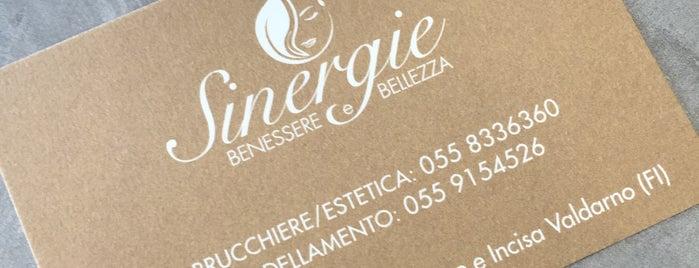 Sinergie Benessere Bellezza is one of สถานที่ที่ Andrea ถูกใจ.