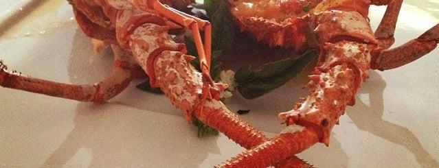 Sq Oyster & Lobster is one of Posti salvati di Leo.