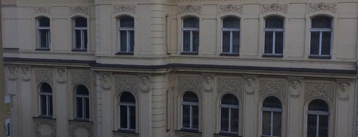"Hotel Manes - Restaurace ""V Hotylku"" is one of Lisa : понравившиеся места."