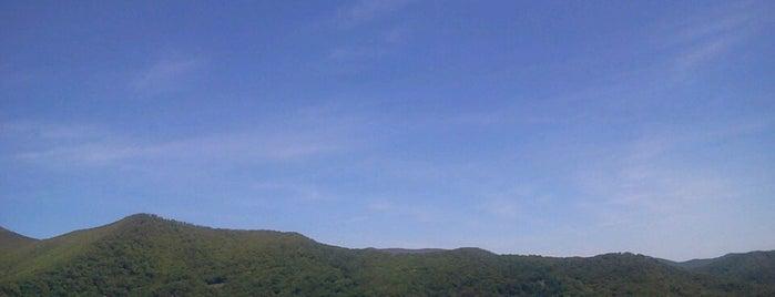 Tanbark Ridge Overlook is one of Asheville.