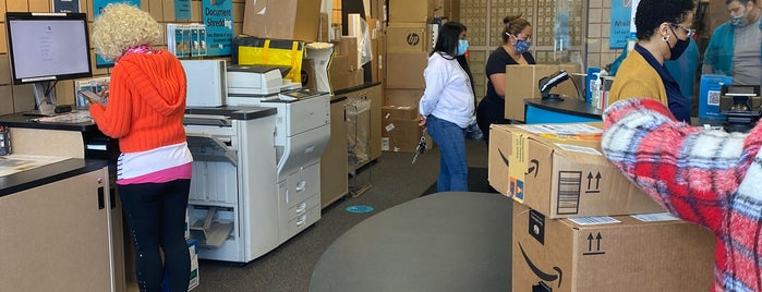 The UPS Store is one of Locations.