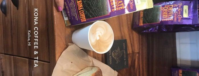 The Kona Coffee & Tea Company is one of 🏝 The Big Island 🏝.