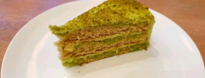 Upside Down Cake is one of Кофейни из Кофейной карты Москвы.