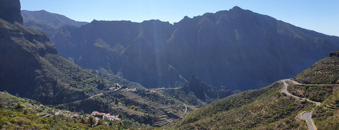 Mirador de Cherfe is one of Turismo por Tenerife.