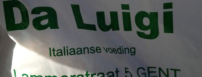Da Luigi is one of Vincent'in Beğendiği Mekanlar.