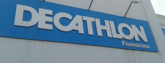 Decathlon is one of Roma.