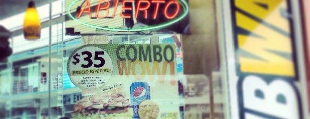 Subway is one of Tempat yang Disukai Joaquin.