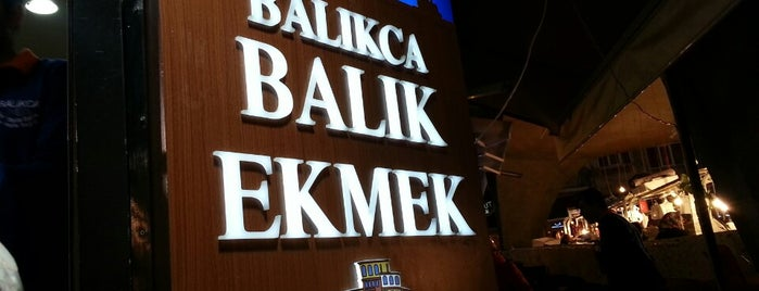 Balıkça is one of Yemekkk.