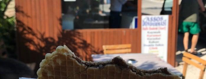 Meşhur Yahya Usta Assos Dondurmacısı is one of Tatilde mekan.