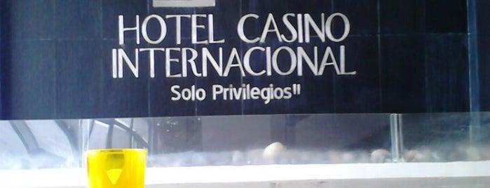 Hotel Casino Internacional is one of Sergio'nun Beğendiği Mekanlar.