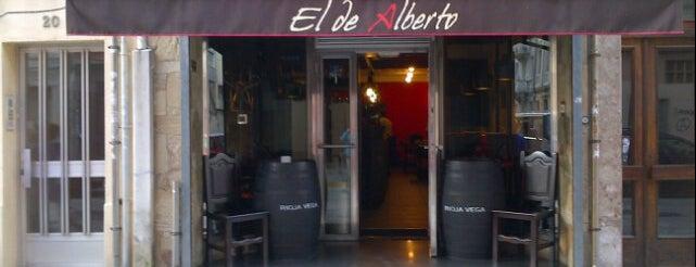 El de Alberto is one of Spain.