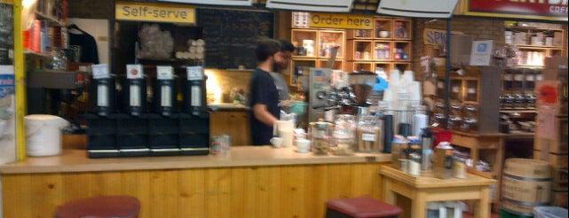 Everyday Gourmet (Teas & Coffees) is one of Indie Coffee Shops in Toronto.
