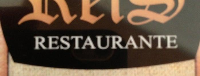 Reis Restaurante is one of Gespeicherte Orte von Sidney.