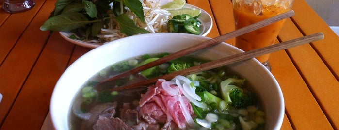 Lilly's Cafe is one of Trending Now: America's Best Pho.