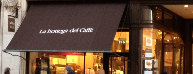 La Bottega del Caffé is one of Roma - a must! = Peter's Fav's.