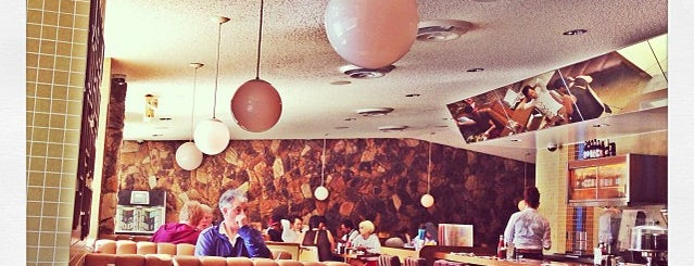 The 101 Coffee Shop is one of LA breakfast.