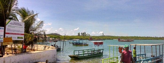 Balsa Porto das Pedras is one of Alagoas.