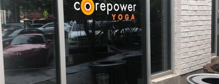 CorePower Yoga is one of Lugares favoritos de Joshi.
