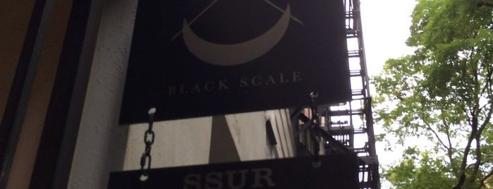 Black Scale is one of New York.
