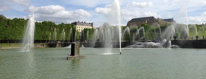 Bassin de Neptune is one of Paris.