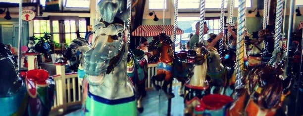 Paragon Carousel is one of Places I've Been!.