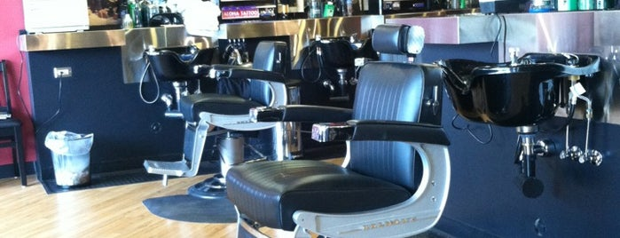 Floyd's 99 Barbershop is one of John's Liked Places.