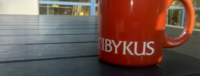 IBYKUS Campus is one of Coworking.
