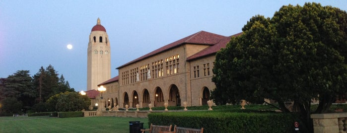 Université de Stanford is one of Silicon Valley.