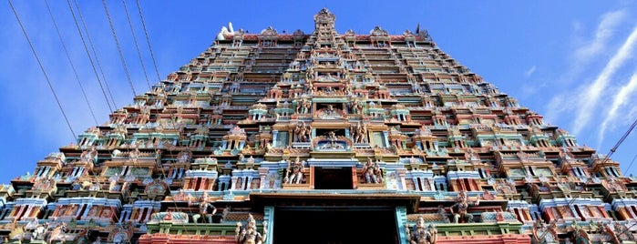 Sri Ranganathar Swamy Temple is one of Incredible India.