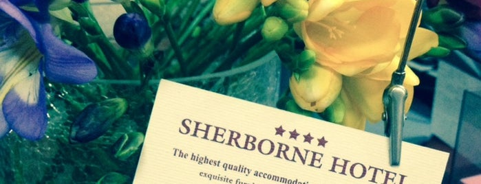 Sherborne Hotel is one of Hotels.